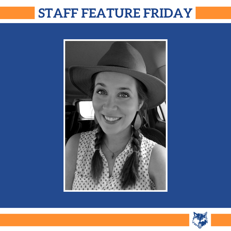 staff feature Emily